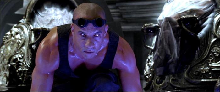 Confidencial: Richard B. Riddick Riddick45